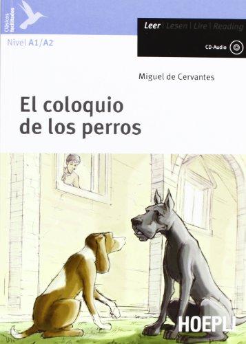 9788820347130: El Coloquio de los perros. Con CD-Audio