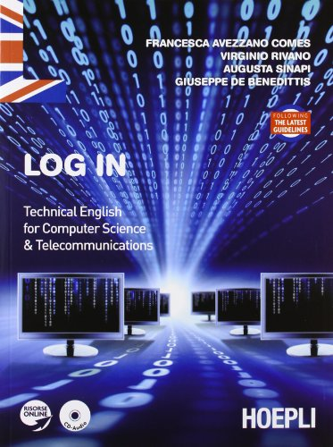 9788820349677: Log in. Technical english for computer science and telecommunications