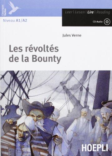 9788820351397: Les révoltés de la Bounty. Con espansione online. Con CD Audio