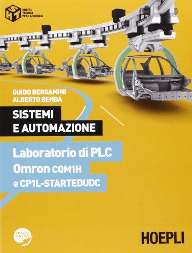 9788820351731: Sistemi automazione. Laboratorio di PLC Omron CQM1H e CP1L-STARTEDUDC