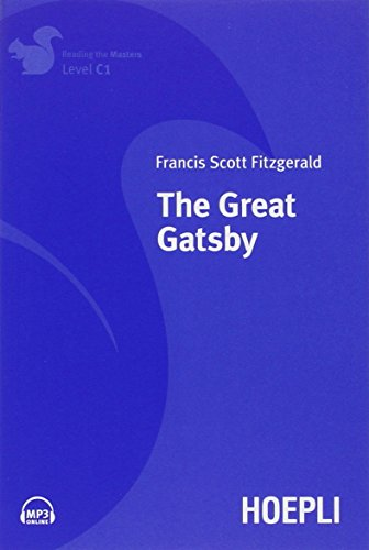 9788820361396: The great Gatsby. Level C1. Con espansione online [Lingua inglese]