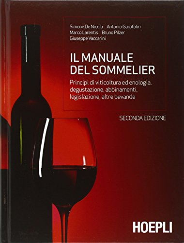9788820363475: Manuale del sommelier