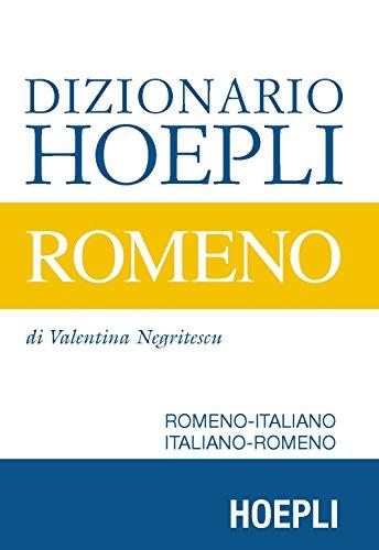 9788820372095: Dizionario Hoepli romeno. Romeno-italiano, italiano-romeno