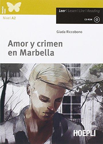 9788820372705: Amor Y Crimen en Marbella [Lingua spagnola]