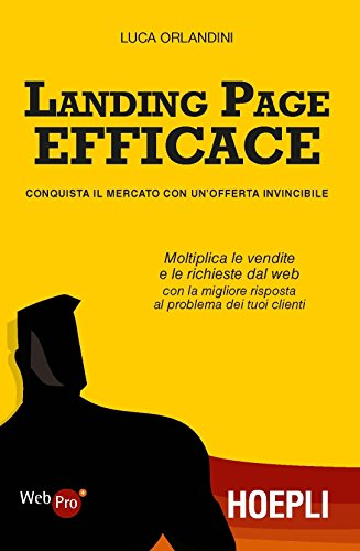 9788820374884: Landing Page Efficace