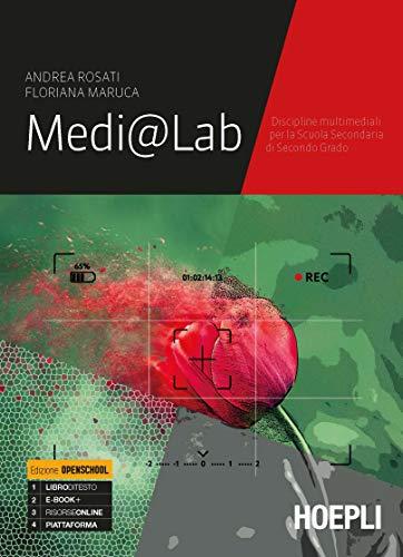 9788820388812: Medi@lab. Discipline multimediali. Per le Scuole superiori. Con e-book. Con espansione online