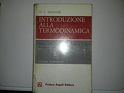 9788820403256: Introduzione alla termodinamica