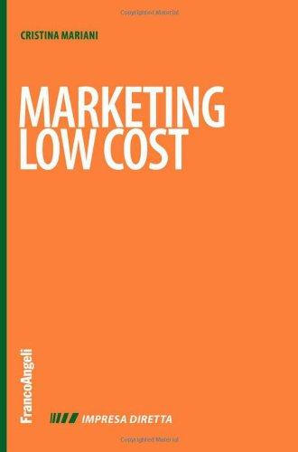 9788820405465: Marketing low cost