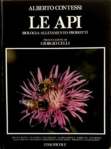9788820631642: Le api. Biologia, allevamento, prodotti