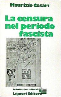 9788820701338: La censura nel periodo fascista