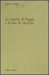 9788820709341: Le scoperte di Poggio e il testo di Lucrezio