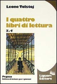 9788820710613: I quattro libri di lettura (3-4)
