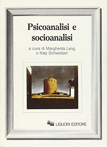9788820713065: Psicoanalisi e socioanalisi