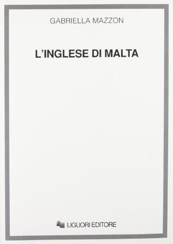 9788820721398: L'inglese di Malta (Italian Edition)