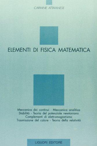 9788820726133: Elementi di fisica matematica