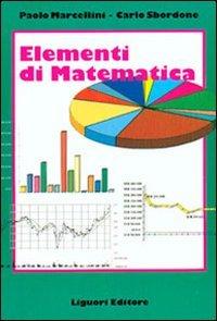 9788820734244: Elementi di matematica