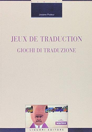 9788820743987: Jeux de traduction-Giochi di traduzione