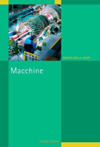 9788820749729: Macchine