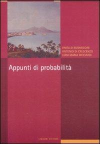 9788820754006: Appunti di probabilità