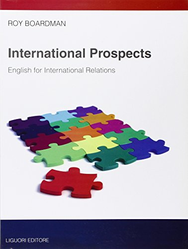 International prospects. English for international relations (882075567X) by [???]