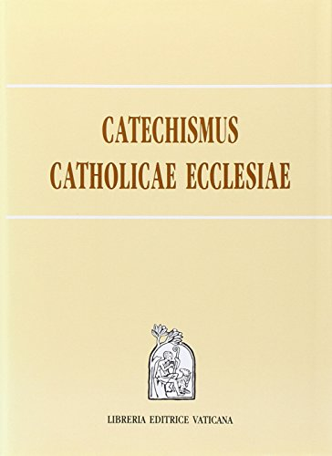 9788820924287: Catechismus catholicae ecclesiae (Latin Edition)