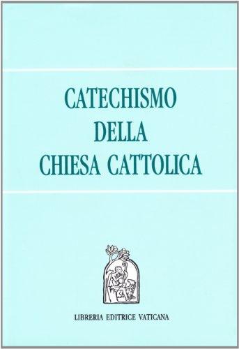 9788820926380: Catechismo della Chiesa cattolica (Catechesi)