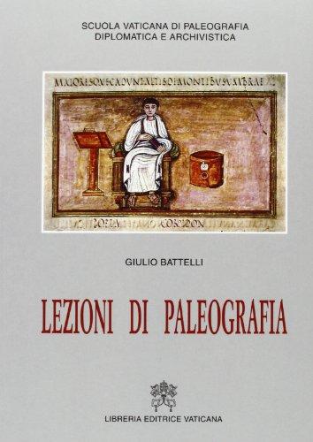 9788820926892: Lezioni di paleografia