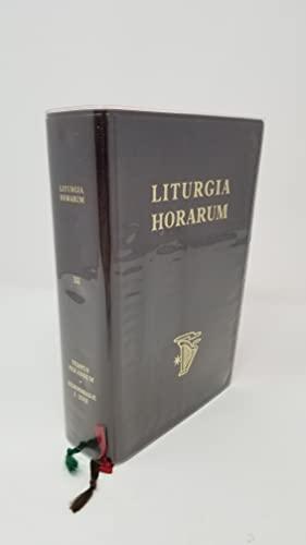 9788820928117: LITURGIA HORARUM (3) (3)