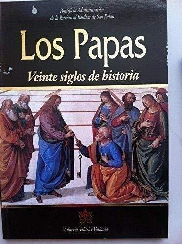 9788820973186: Los papas. Veinte siglos de historia