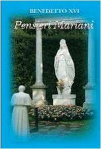 9788820978969: Pensieri mariani