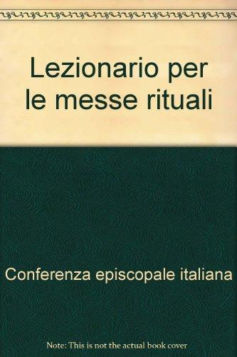 9788820983154: Lezionario per le messe rituali