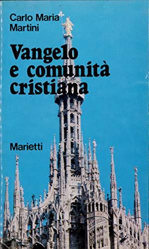 9788821185137: Vangelo e comunita cristiana (Italian Edition)