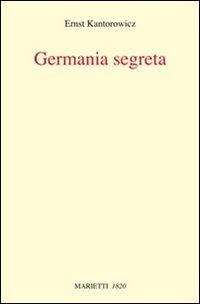 La Germania segreta (8821185362) by Ernst H. Kantorowicz