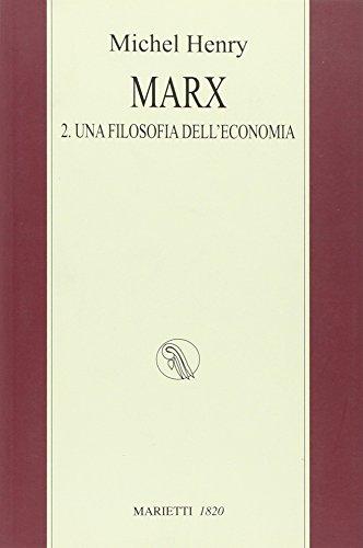 9788821185823: Marx: 2 (I kaladri)