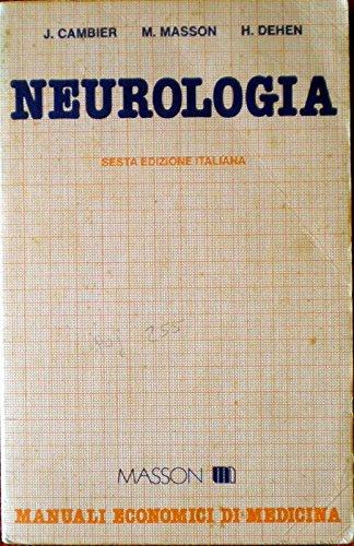9788821412646: Neurologia (Manuali economici di medicina)