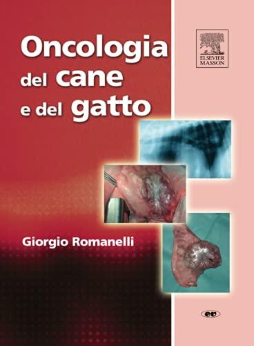 Oncologia del cane e del gatto: Giorgio Romanelli