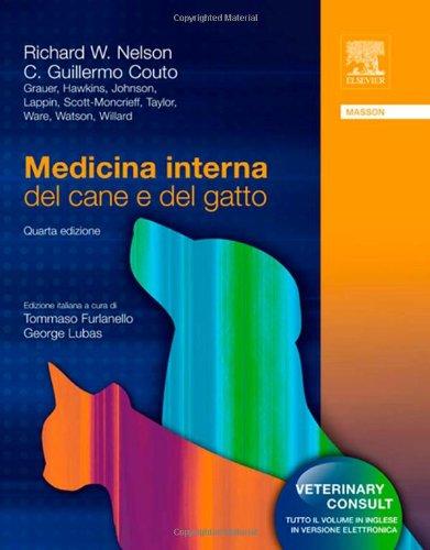 9788821431678: Medicina interna del cane e del gatto