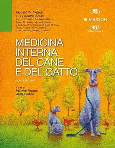 9788821438622: Medicina interna del cane e del gatto