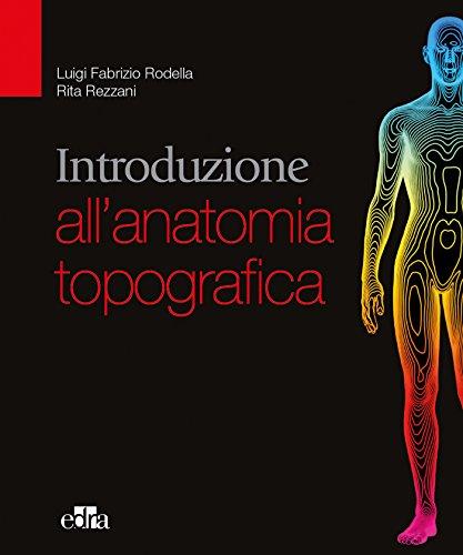 9788821444555: Introduzione all'anatomia topografica