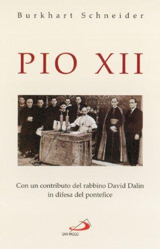9788821507977: Pio XII. Pace, opera della giustizia