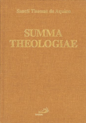 9788821515781: Summa theologiae