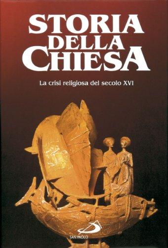 9788821521836: La crisi religiosa del sec. XVI