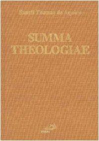 9788821522468: Summa theologiae (Reprint)