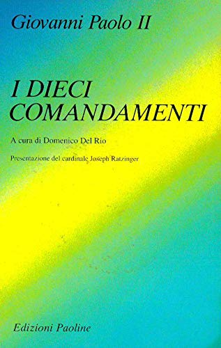 I dieci comandamenti (8821524213) by John Paul