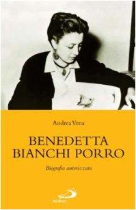 9788821552243: Benedetta Bianchi Porro