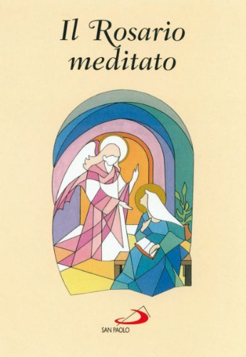 9788821553158: Il rosario meditato