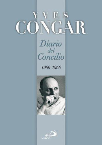 9788821554254: Diario del Concilio (Storia della Chiesa. Fliche-Martin)