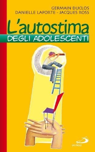 9788821557071: L'autostima degli adolescenti