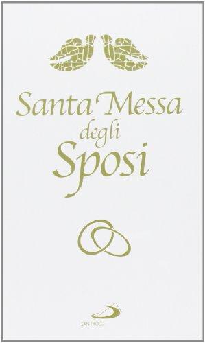 9788821579790: Santa messa degli sposi