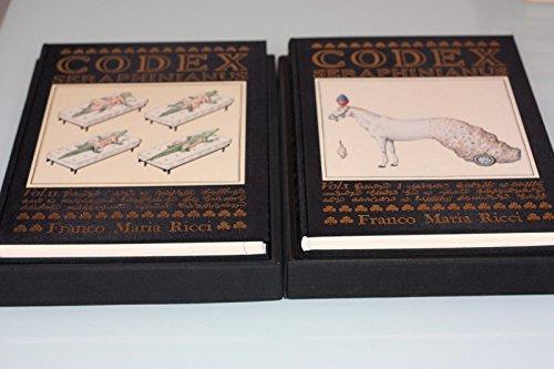 Codex Seraphinianus Vol. I & II -: FRANCO MARIA RICCI